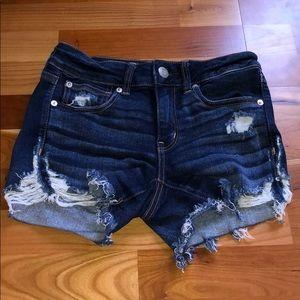 American Eagle shorts! 🦅
